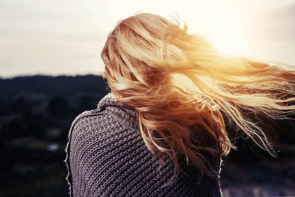 Sun damaged hair: Protect hair from the sun - Hairborist